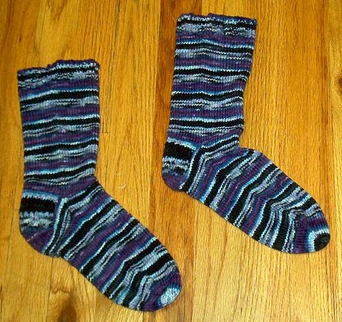 Bruise Socks - Flat