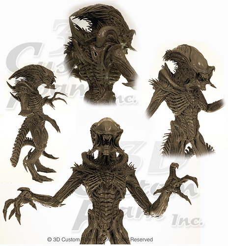 Alien versus depredador 2 requiem