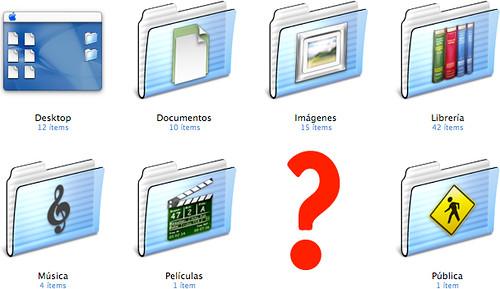¿Dón está el Web Folder?