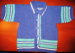 EZ Sweater Finished