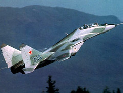 mig fighter plane
