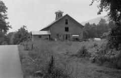 Vermont #6 (sunivroc) Tags: barn vermont exakta