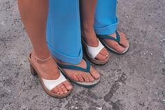 SCANDINAVIAN SANDWICH (VonMurr) Tags: blue feet fetish mexico momo legs towers columns trousers lykke maurycygomulicki cosmicputa