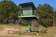 Wachturm (ThomasKohler) Tags: lake tower nature see natur turm teich mv mecklenburg feisneck bademeister seenplatte feisnecksee badeturm