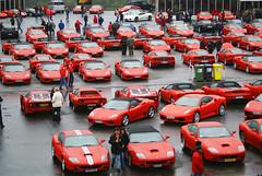 A lot of Ferrari's! (Martijn Kapper) Tags: california red spider dino 360 ferrari racing days enzo scuderia challenge stradale f430 gtb gts barchetta 430 f40 pininfarina 550 348 575m superamerica 308 599 fiorano 612scaglietti