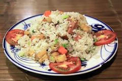 Cm chin thp cm (pinnee.) Tags: food foods hue vietnamesefood vegetarianfood vietnamesecuisine centralvietnam thuathienhue mintrung monchay lienhoaqun foodinhue cmchay vietnamesecuisines