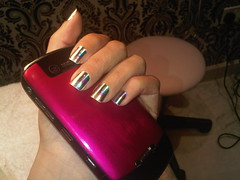 Minx Nails (Tooma Nails Salon (Bahrain)) Tags: west bahrain kingdom nails minx salon  riffa  tooma
