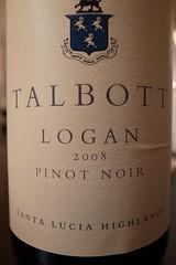 2008 Talbott Logan Pinot Noir