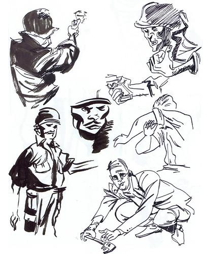 krigstein studies