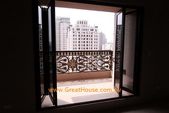 聯聚怡和YKK雙層氣密窗及複層玻璃