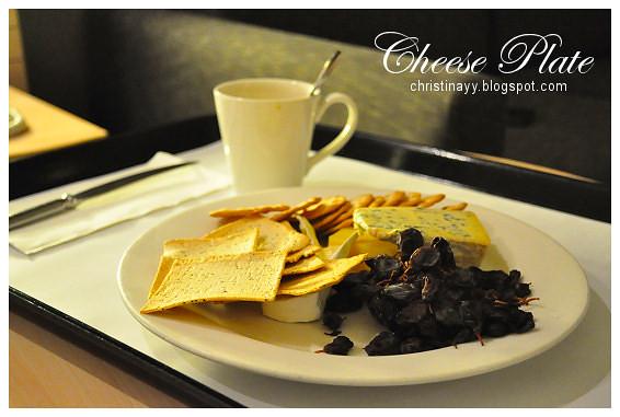 Novotel Brisbane: Cheese Plate