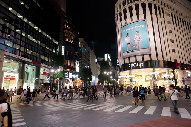 Oct.13 Shibuya