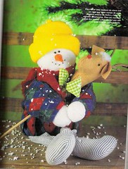 1 (alinnerj) Tags: natal fuxico feltro pap molde duende passoapasso moldedenatal nataldefeltro