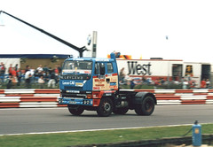 Leyland T45 road train (Wally Llama) Tags: silverstone leyland roadtrain t45