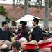 Commencement graduates