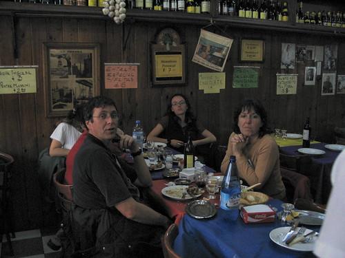 Restaurant à Buenos Aires