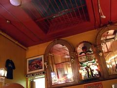 Ceiling mirrors (chornby) Tags: friends drinks tgif humanwine