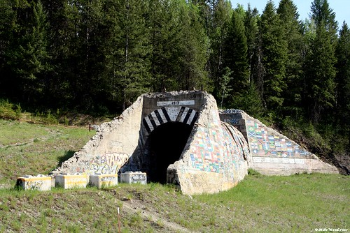 Sphinx Tunnel. Greenwood BC