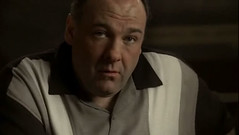 Last time we will ever see Tony Soprano