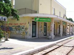 Casamassima - La Stazione