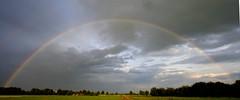 regenboog (Truus) Tags: regenboog zon regen achterhoek kleuren truus gisterenavond