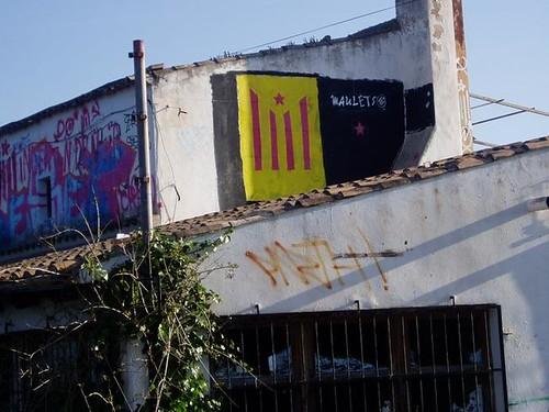 Maulets - Estelada por muralsppcc.