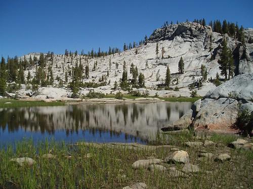 Red Rock Basin Tarn