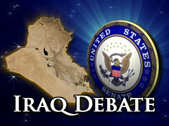 Senate Iraq Debate