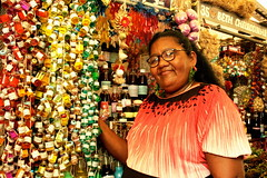 Dona Coló (gleicebueno) Tags: brasil canon pará barraca belém 30d veropeso coló poções remédiosnaturais