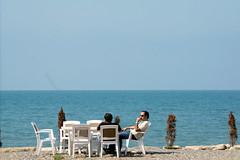 (Beshef) Tags: sea lake persian iran caspian mazandaran iranian ایران khazar farsi مرد ایرانی chalous دریایخزر خزر فارسی دریا دریاچه مردان صندلی پرشین