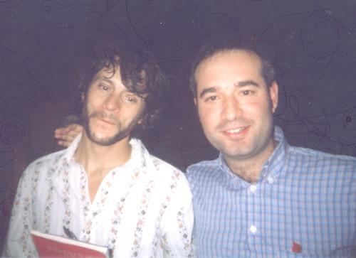 con Dave Gibbs