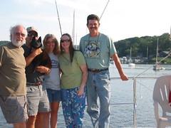 Joe, Eddie, Kathy, Carol, Wayne