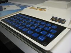 Sinclair ZX80 (faintaxis) Tags: sciencemuseum zx80