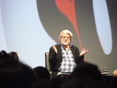 George Lucas at Dreamforce