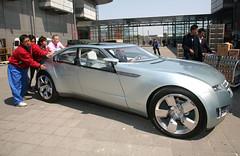 GM Volt in Shanghai