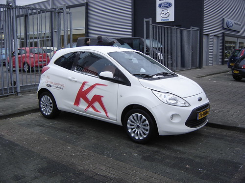 Ford Ka Studio Black. Ford Ka 2009 Studio