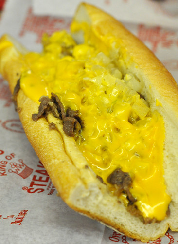 Cheesesteaks_Pats Steak