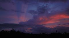 Ruby Red Rays @ Cabo Rojo (VQPICS) Tags: trip sunset red sky faro puerto rojo cabo sony loco el lo salinas rico hamburger designs axd hx1 axdesigns