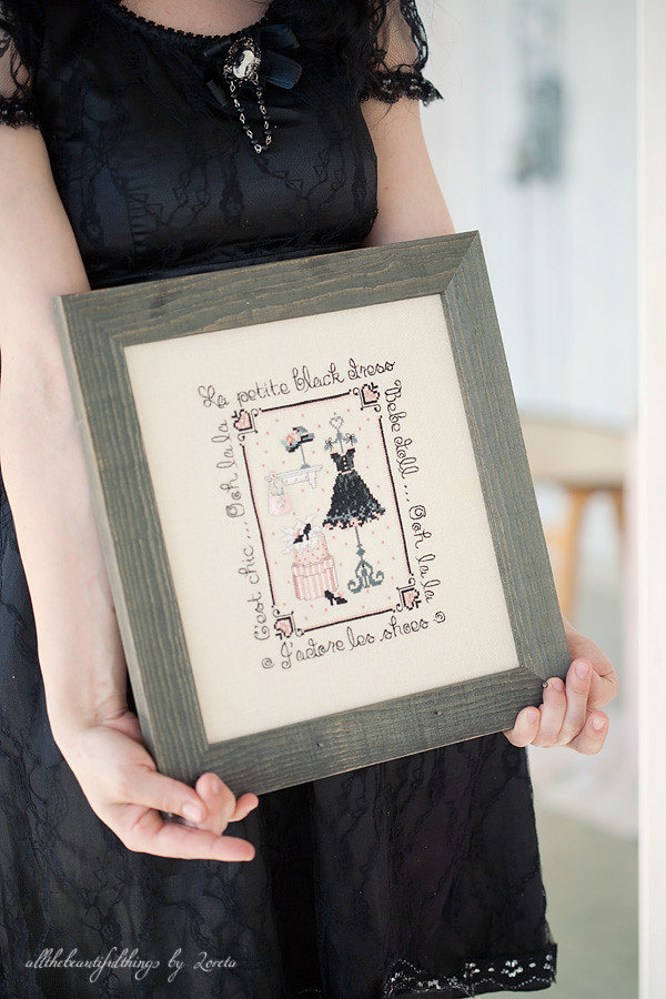 Ooh La La (Sue Hillis Designs)