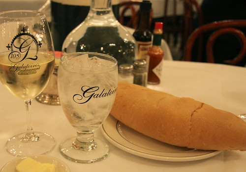 Galatorie's, New Orleans - bread service