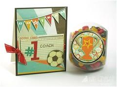 Xyron - soccer set