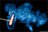 Inflaming match - Explore (pascalbovet.com) Tags: wood blue orange fire smoke burning flame burn inferno match matchstick explosive strikematch setonfire inflaming
