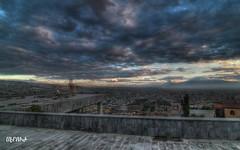 Yerevan /  /   (Seroujo) Tags: panorama mountain skyline canon eos cityscape tokina mount armenia yerevan 11mm hdr masis ararat 500d      t1i