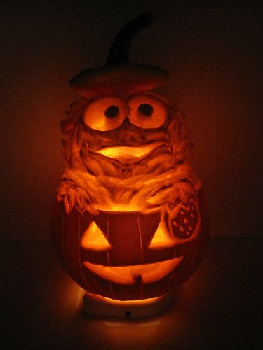 2010 Pumpkin Carving Winner