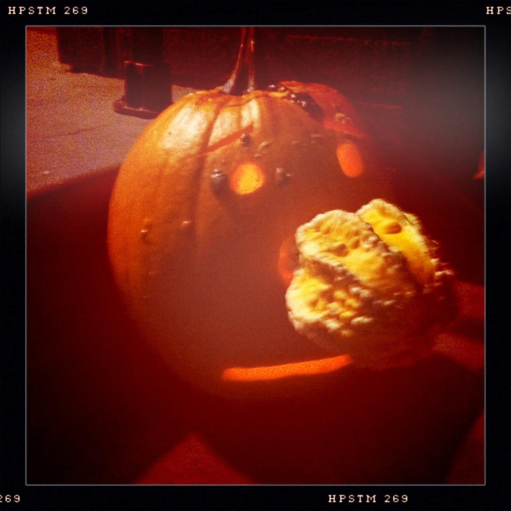 pumpkin - wonky jobber