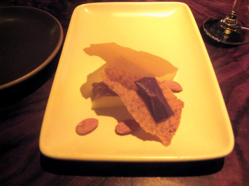 Coi, San Francisco - Childhood Memory of Harvest - Vegetable Leathers, Apple, Nuts, Pear Cider