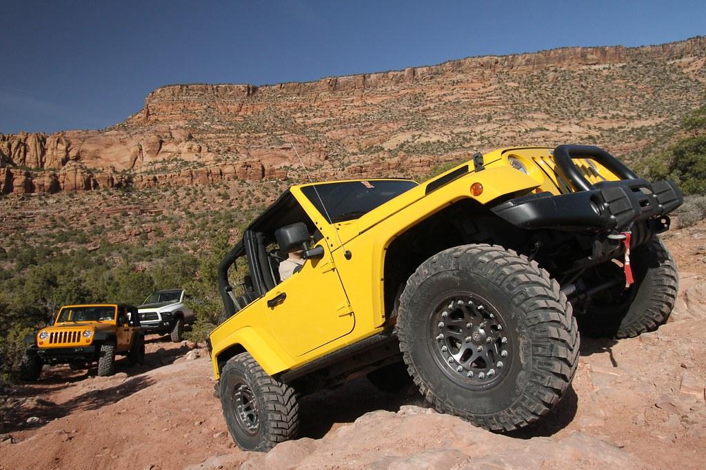 Jeep Wrangler Trail Boss