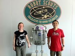 Robots exhibit