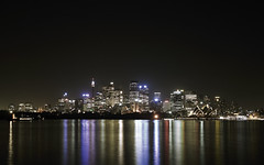 Sydney from Cremorne Point (Sarmu) Tags: city light wallpaper urban building skyline architecture night skyscraper lights highresolution downtown cityscape view skyscrapers nightshot harbour dusk widescreen sydney australia 1600 nsw highdefinition resolution newsouthwales 1200 cbd hd wallpapers 1920 vantage 2007 vantagepoint ws sydneytower 1080 1050 720p 1080p urbanity 1680 720 cremornepoint 2560 cremone sarmu