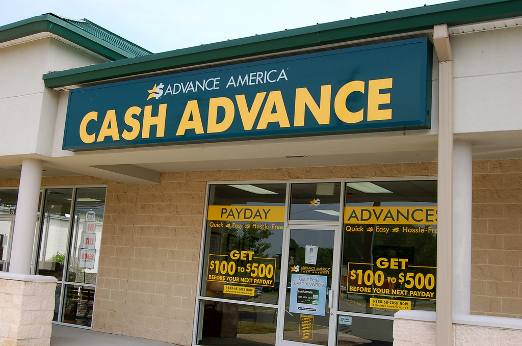Advance America Cash Advance America Payday loan scam